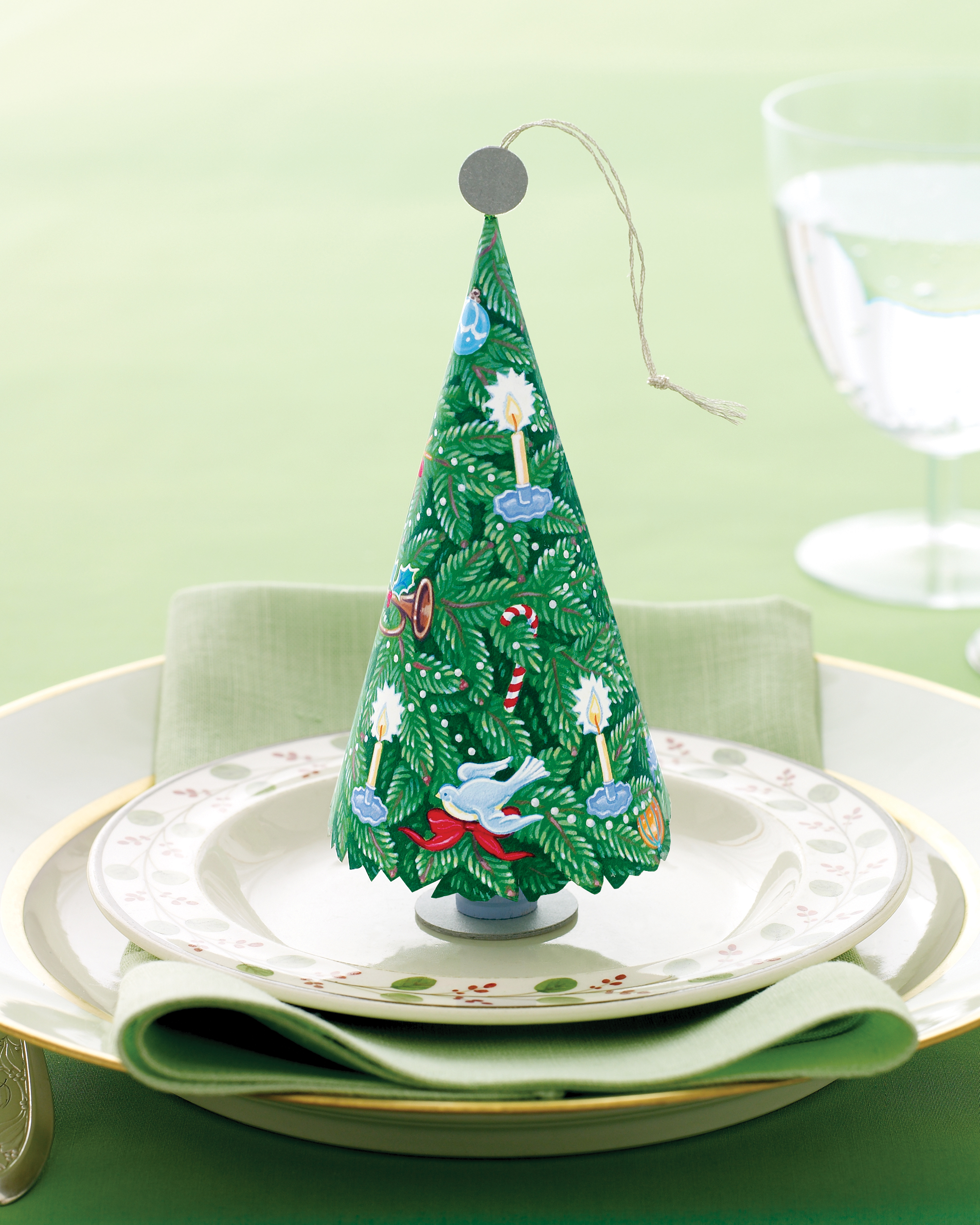 Giving Tree Table Setting