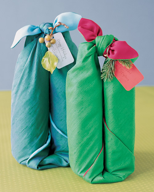 Fabric Bottle Wrap