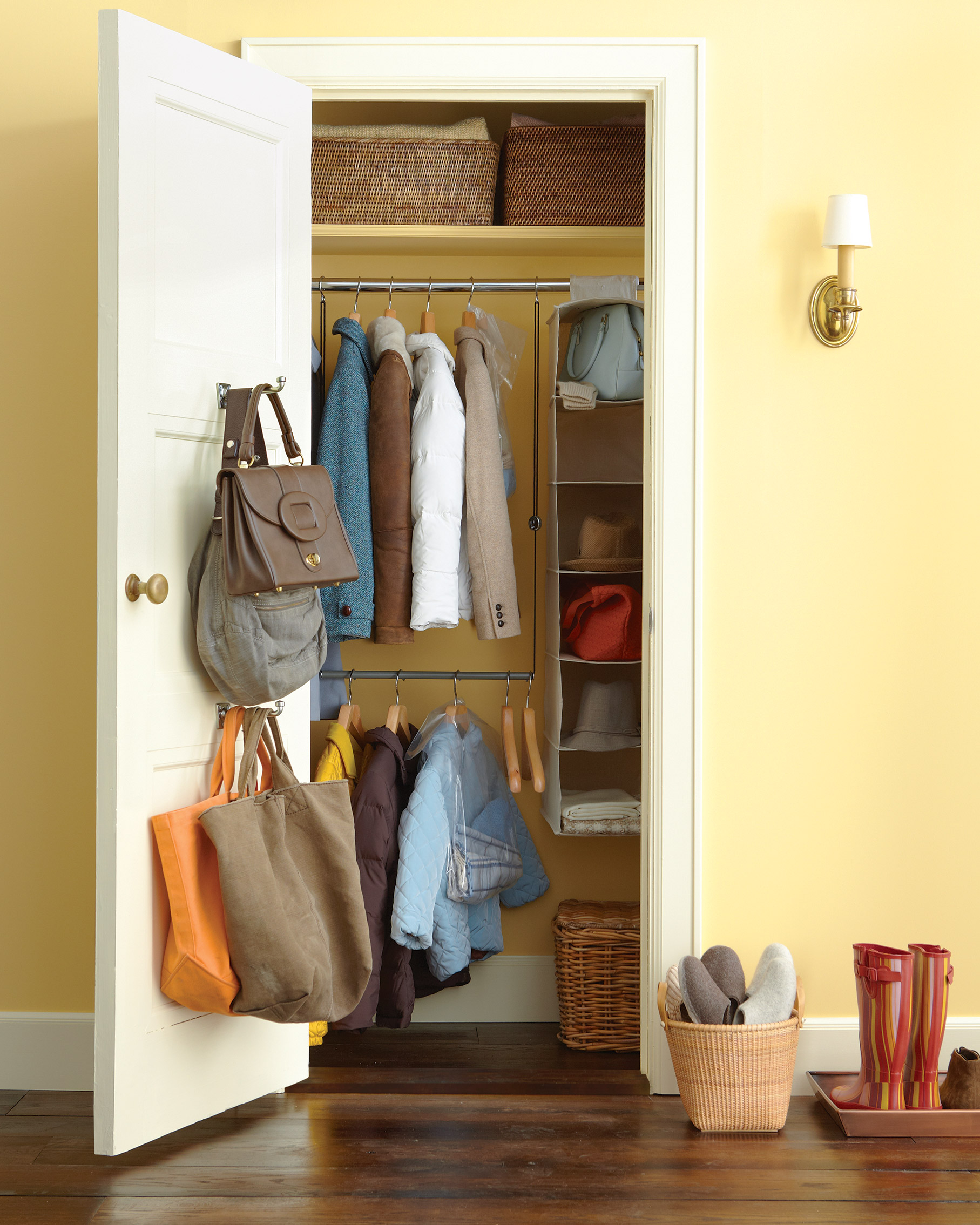 Smart Closet Storage