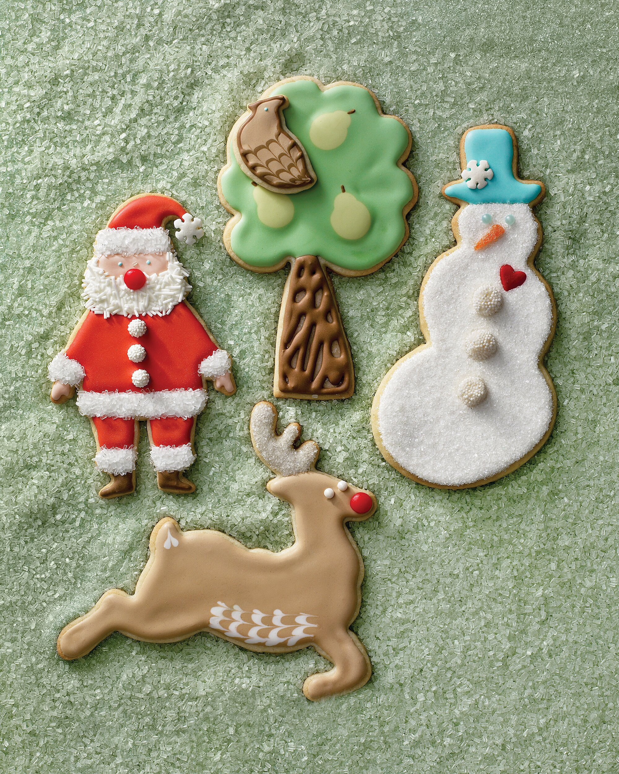 Favorite Christmas Cookies.Martha S All Time Favorite Christmas Cookies Martha Stewart