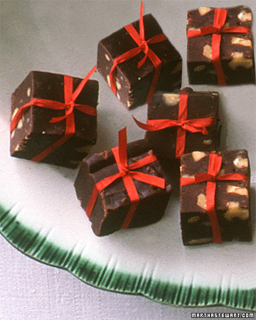 Chocolate-Walnut Fudge