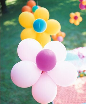 Flower Power Baby Shower