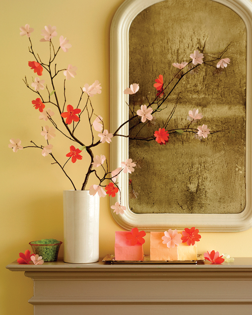 Cherry Blossom Display