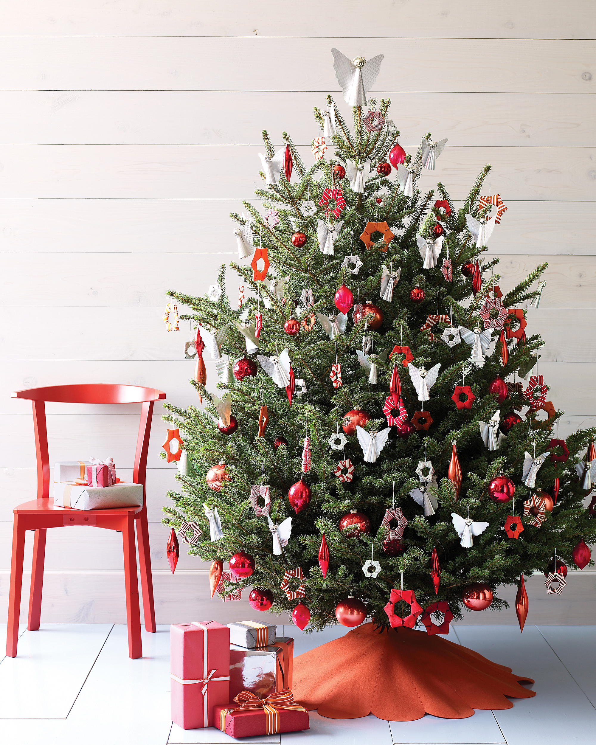 25 Of Our Most Creative Christmas Tree Decorating Ideas Martha