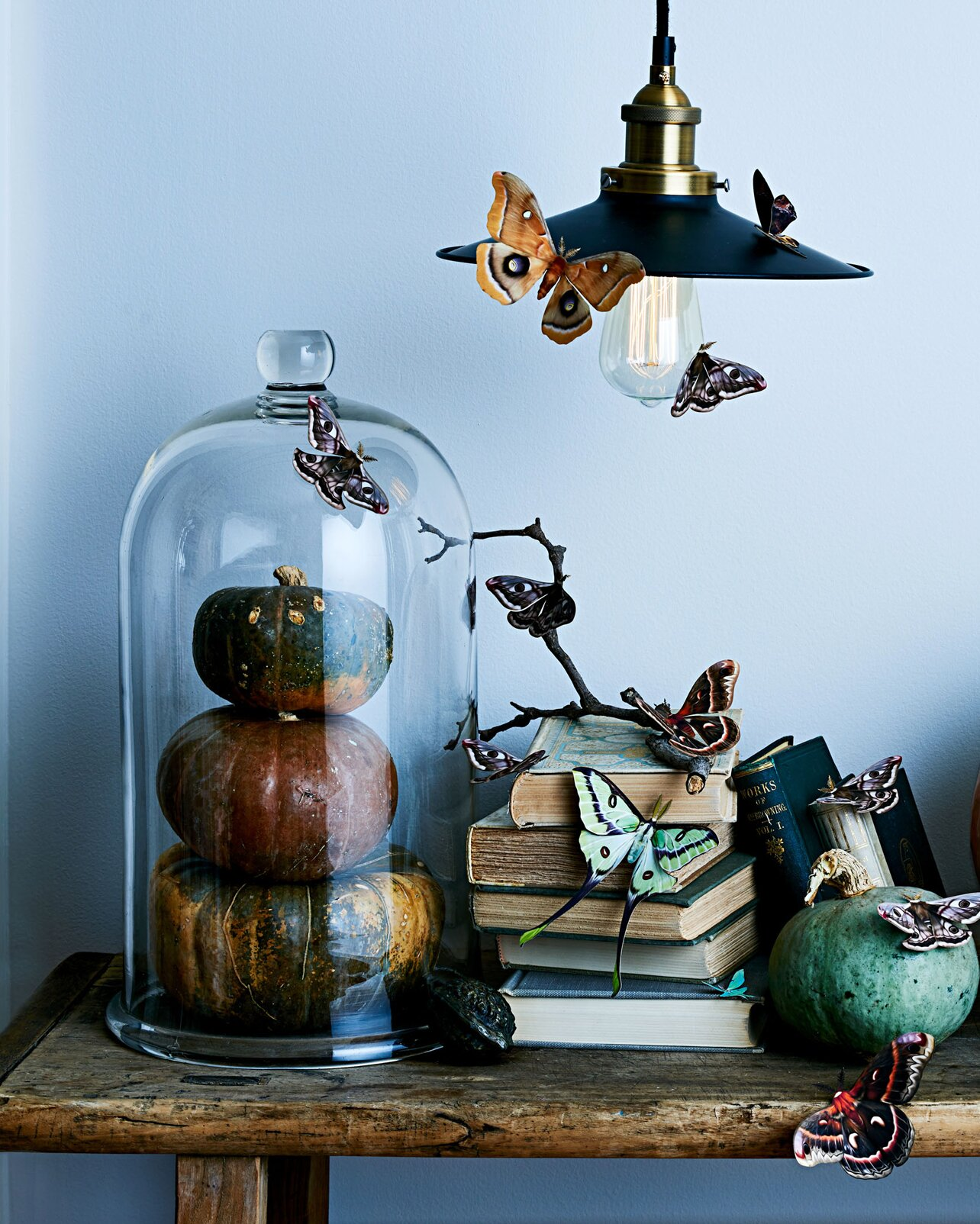 20 Of Our Best Indoor Halloween Decorations Martha Stewart