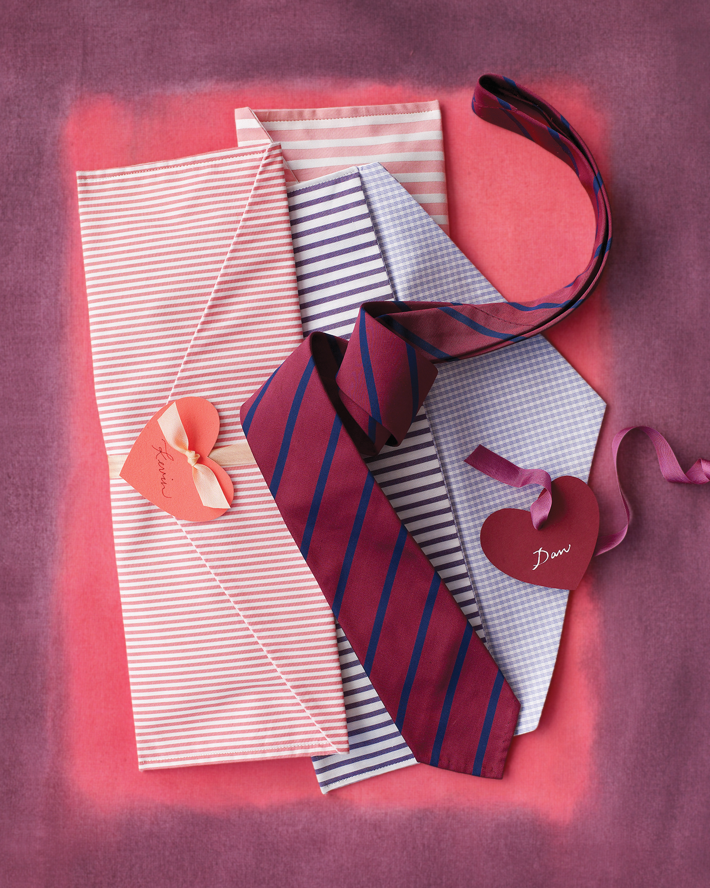 Necktie Envelopes