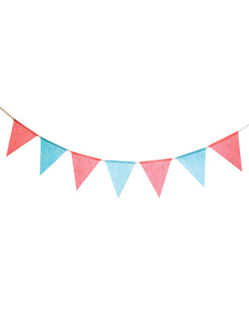Display a Party Banner