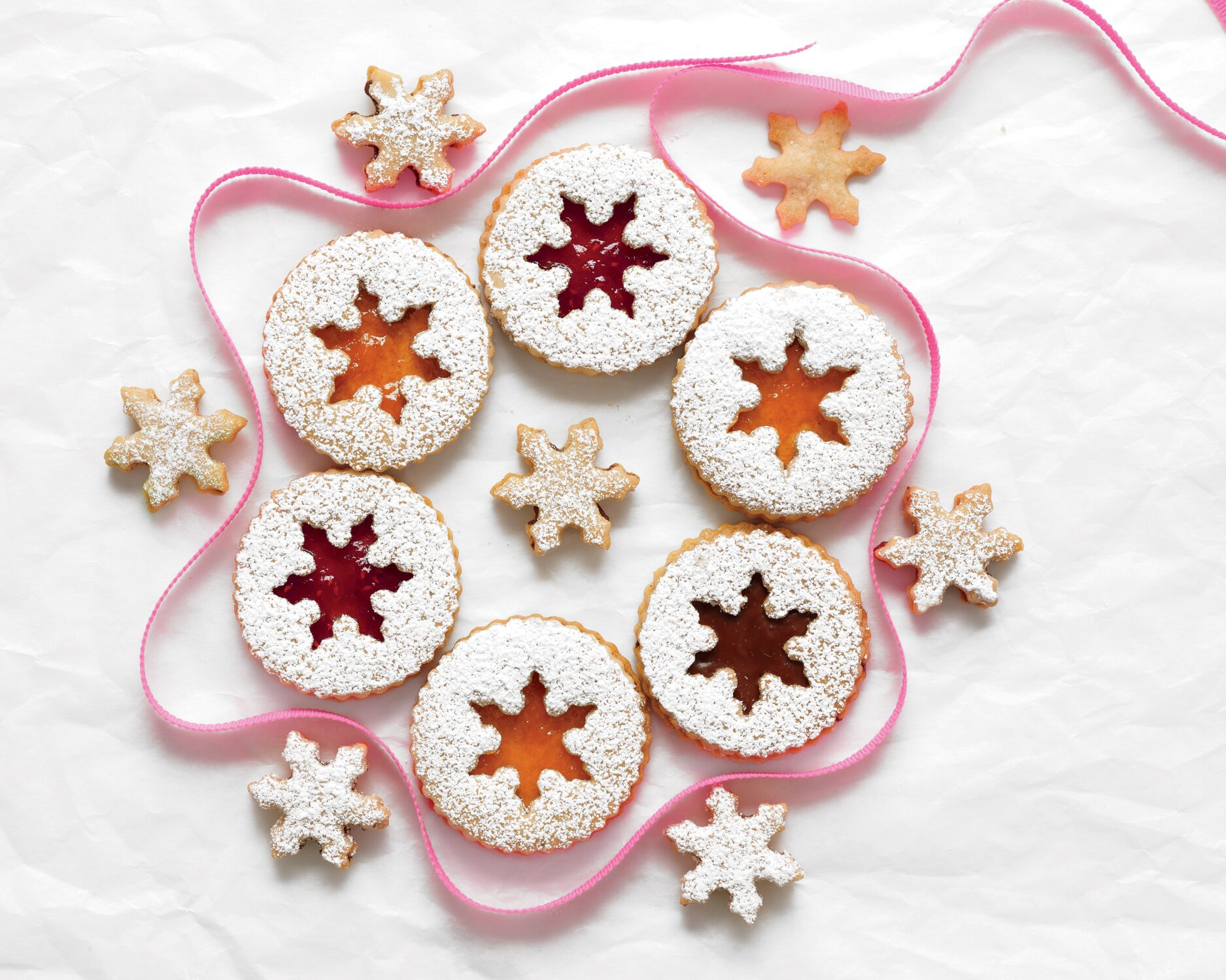10 Clever Ways To Gift Wrap Your Christmas Cookies Martha Stewart