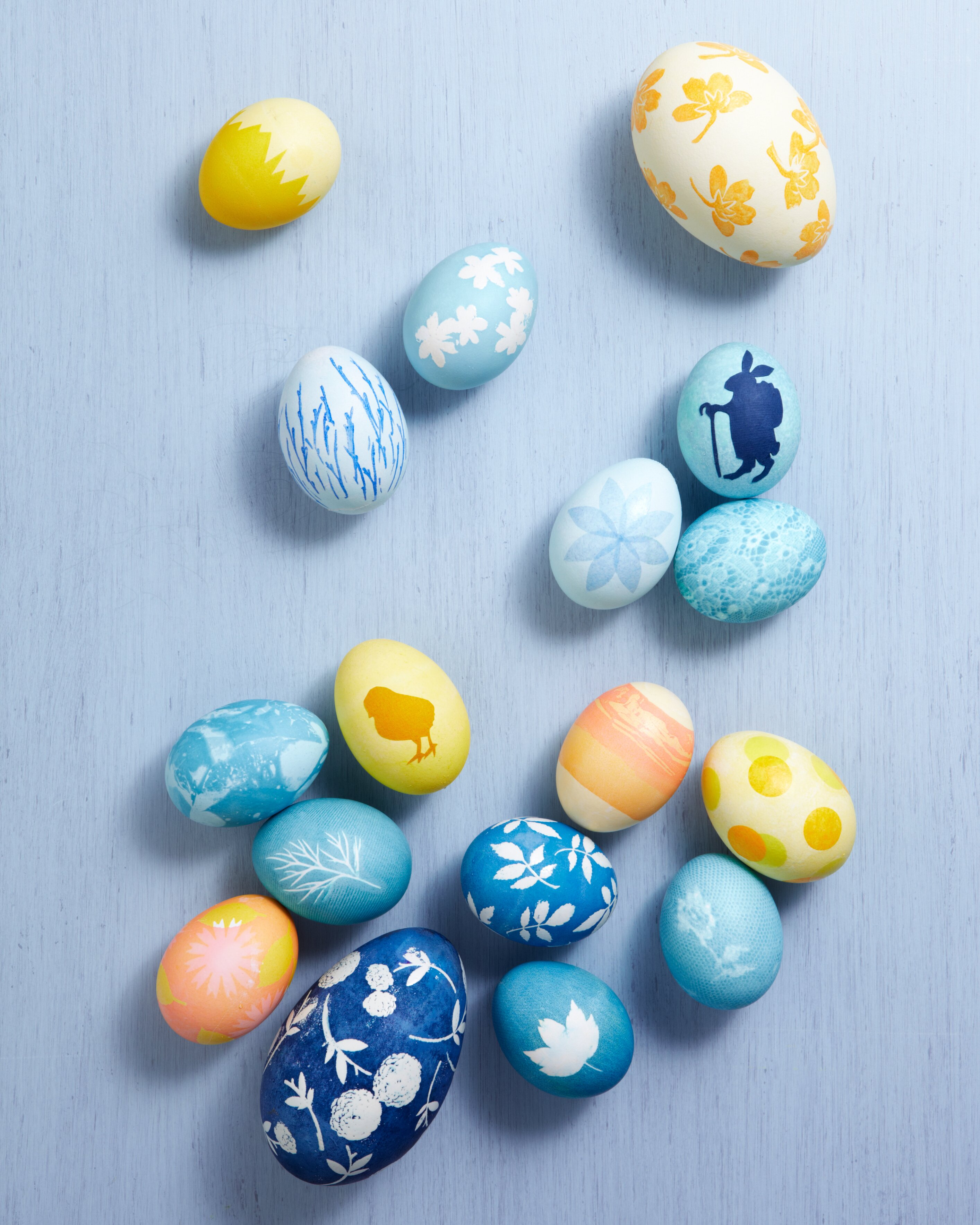 9 of Our All-Time Best Ideas for Decorating Easter Eggs  Martha