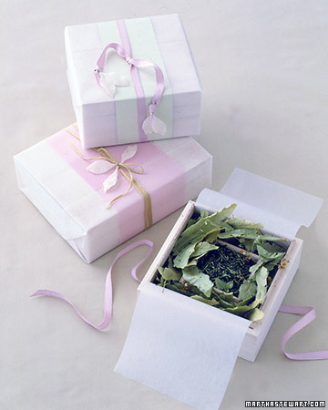 Green Tea Boxes