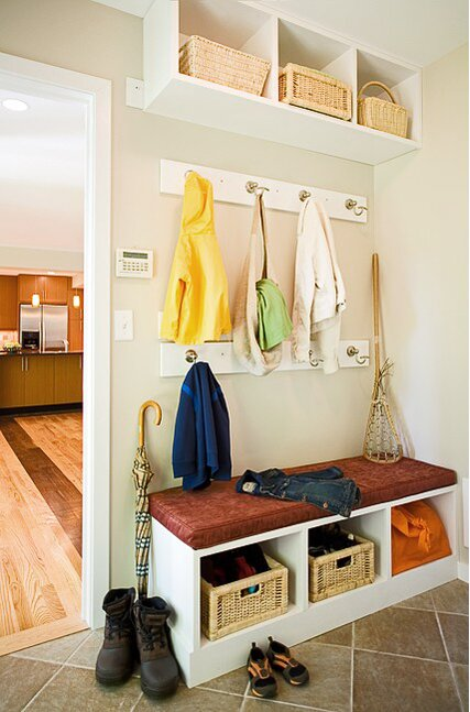 Organize the Entryway