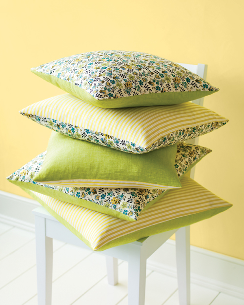 Reversible Pillows
