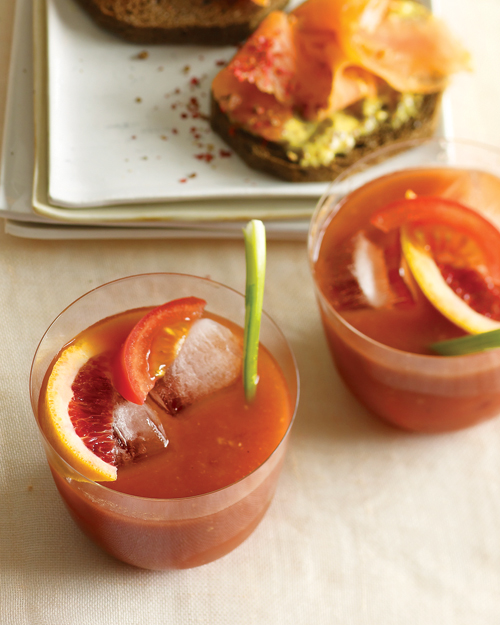 Bloody (Orange) Marys