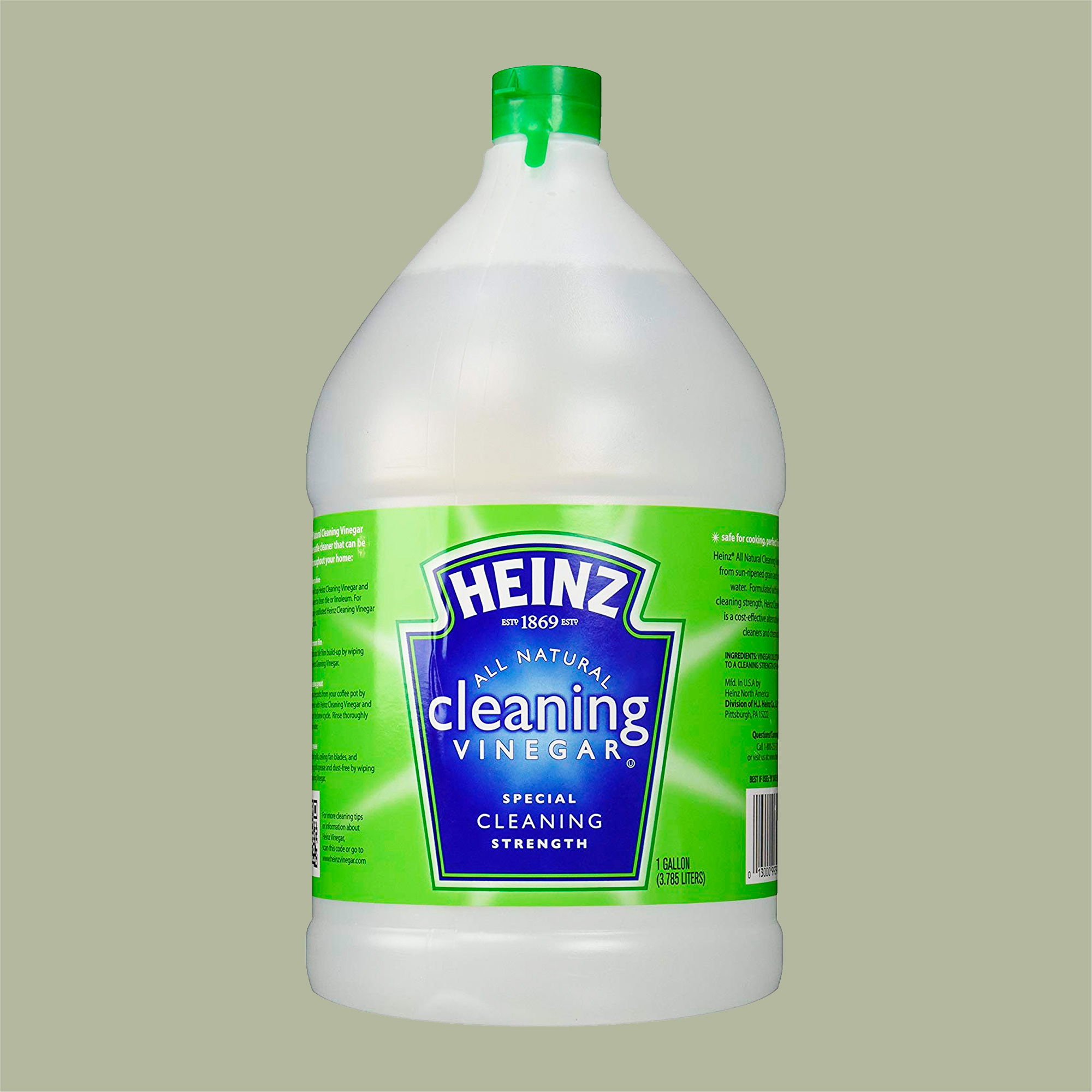 Cleaning Vinegar in a Gallon Jug
