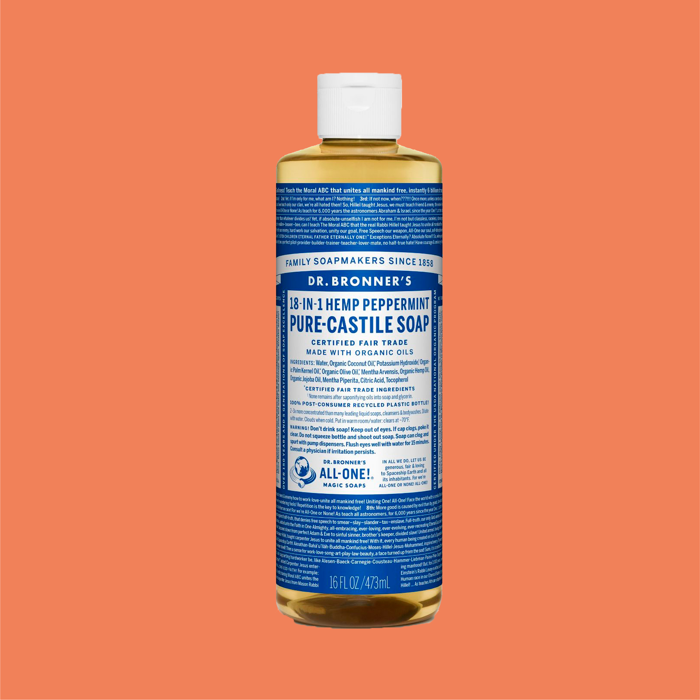 Castile Soap from Target