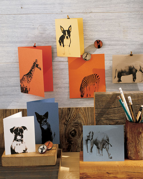 Pet Stationery Set