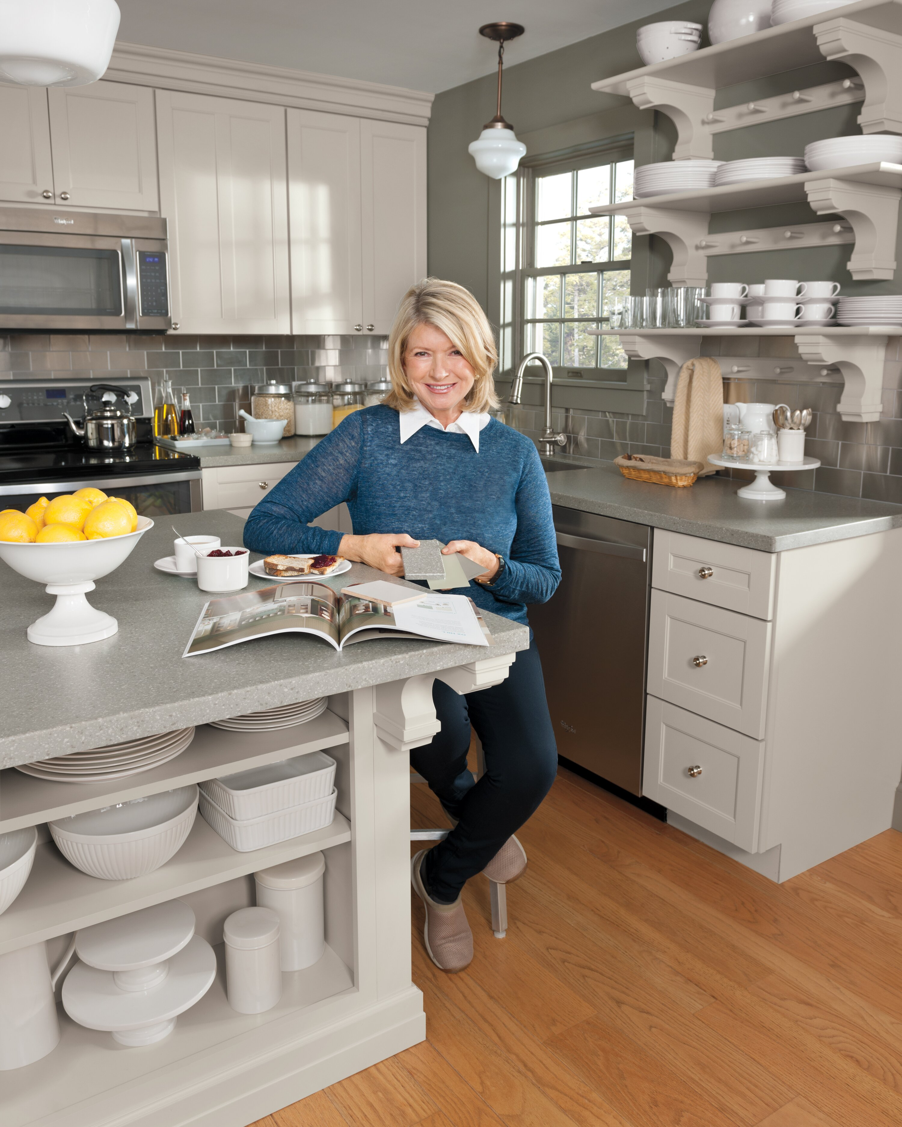 20 Beautiful Functional Kitchens To Inspire Your Own Martha Stewart