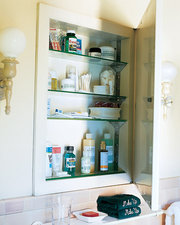 Medicine-Cabinet Must-Haves