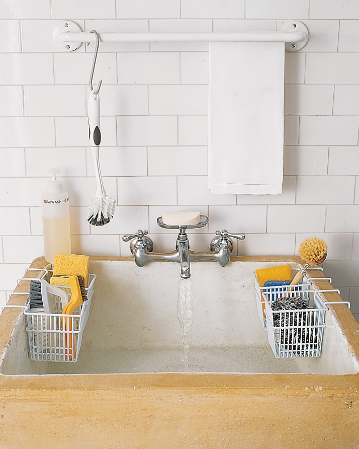 Laundry Room: Soaking Sinks