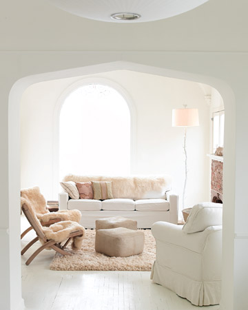 Soft and Fuzzy Living Room
