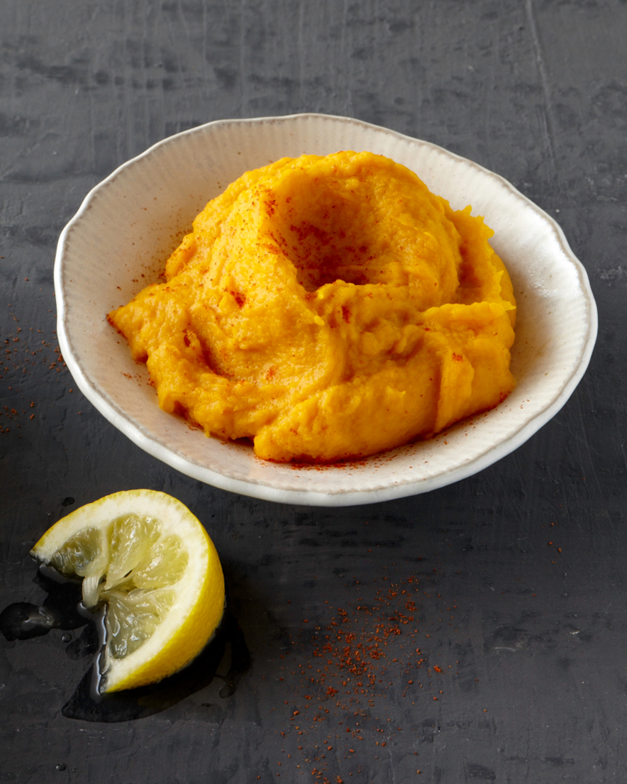 Roasted Butternut Squash and Garlic Dip