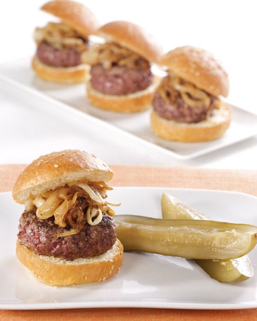 Minetta Tavern Sliders