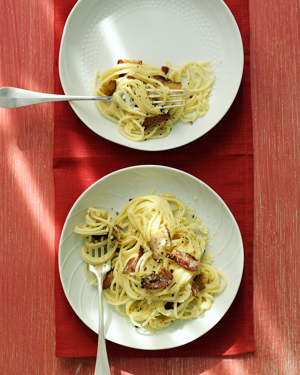 Heart Burn : Spaghetti Carbonara