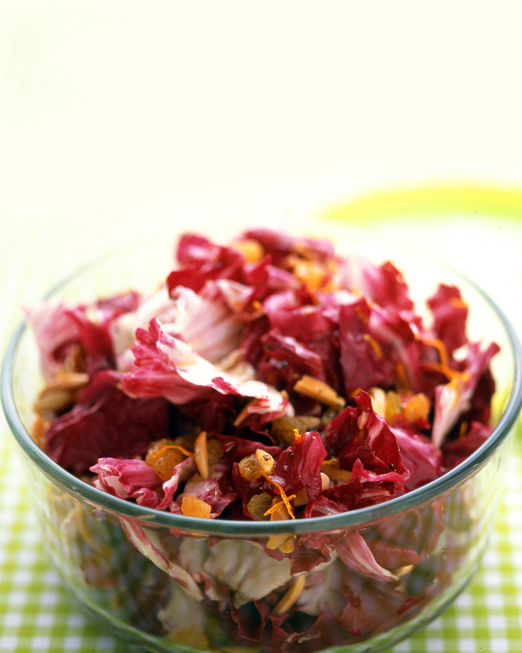 Radicchio and Orange Salad