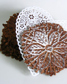 Chocolate Pizzelle