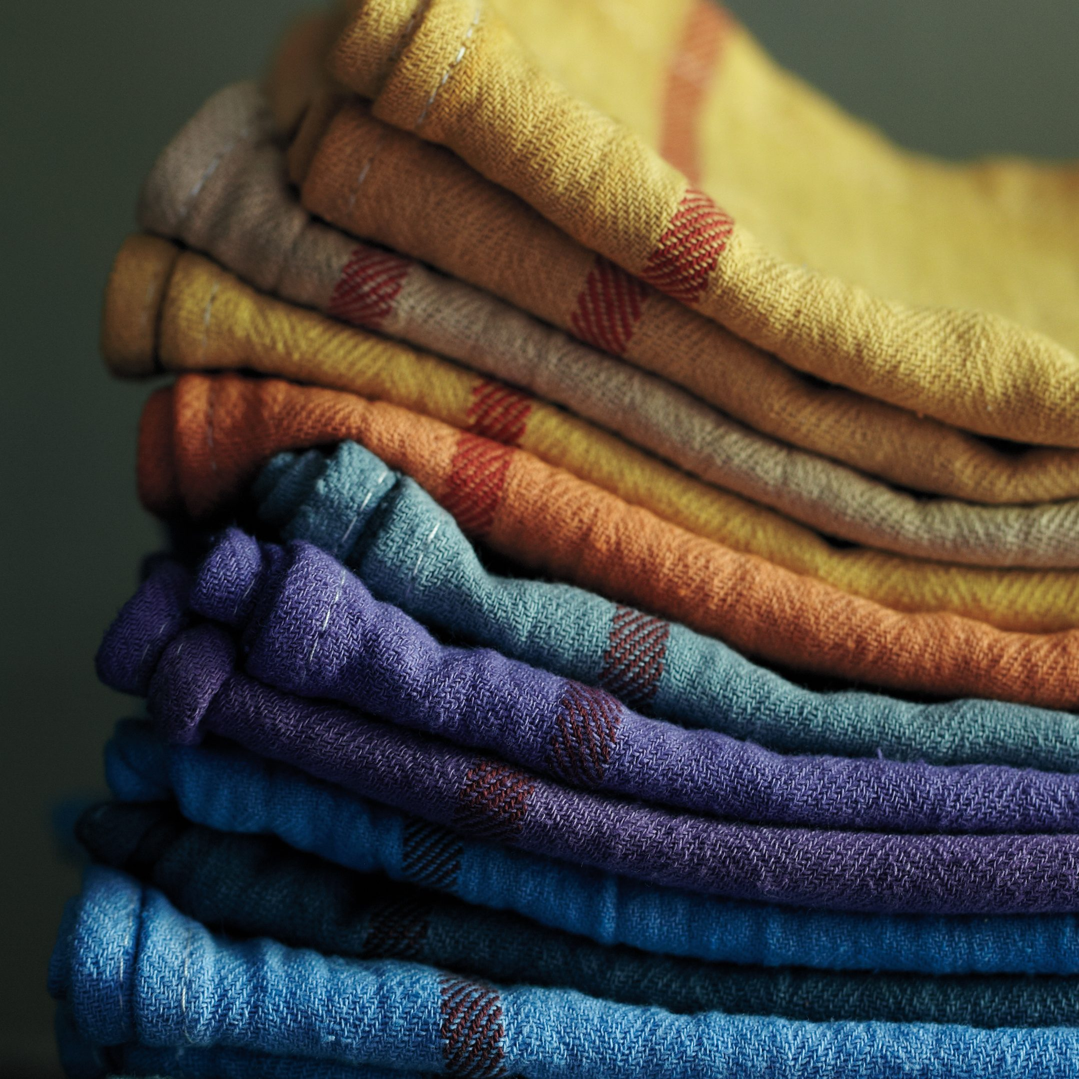 How to Dye Fabrics Using the Washing Machine