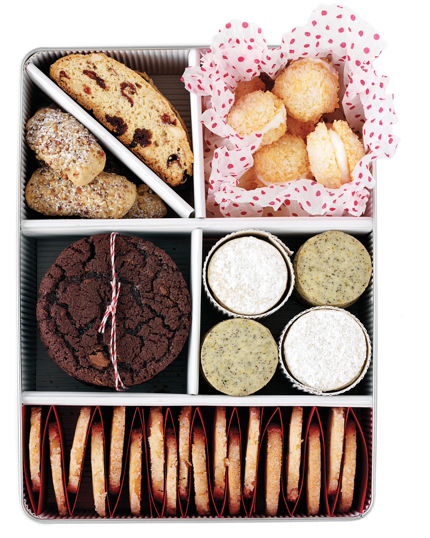 Packaging Idea: Mix-and-Match Cookie Tins