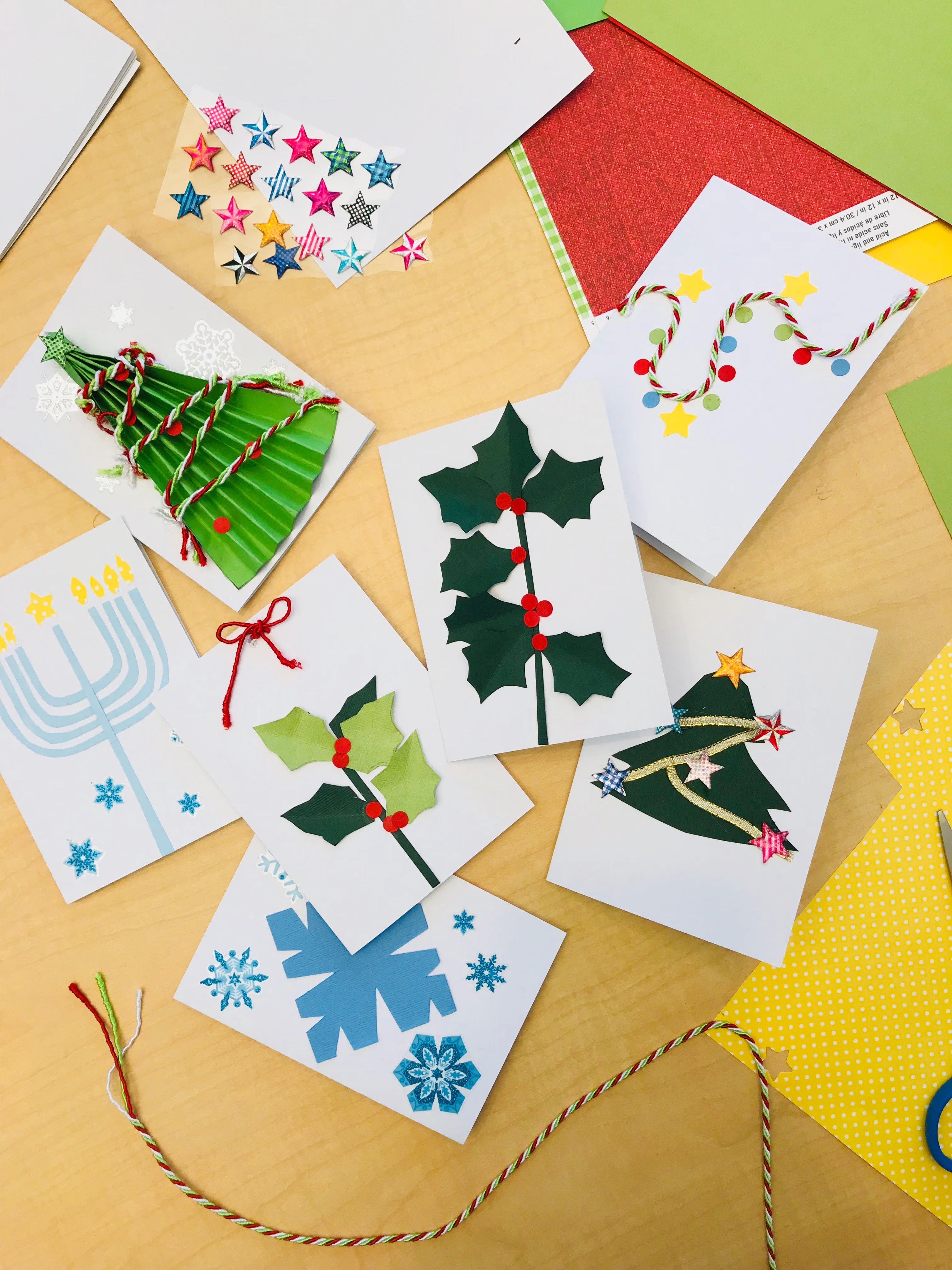 cards for kids crafternoon