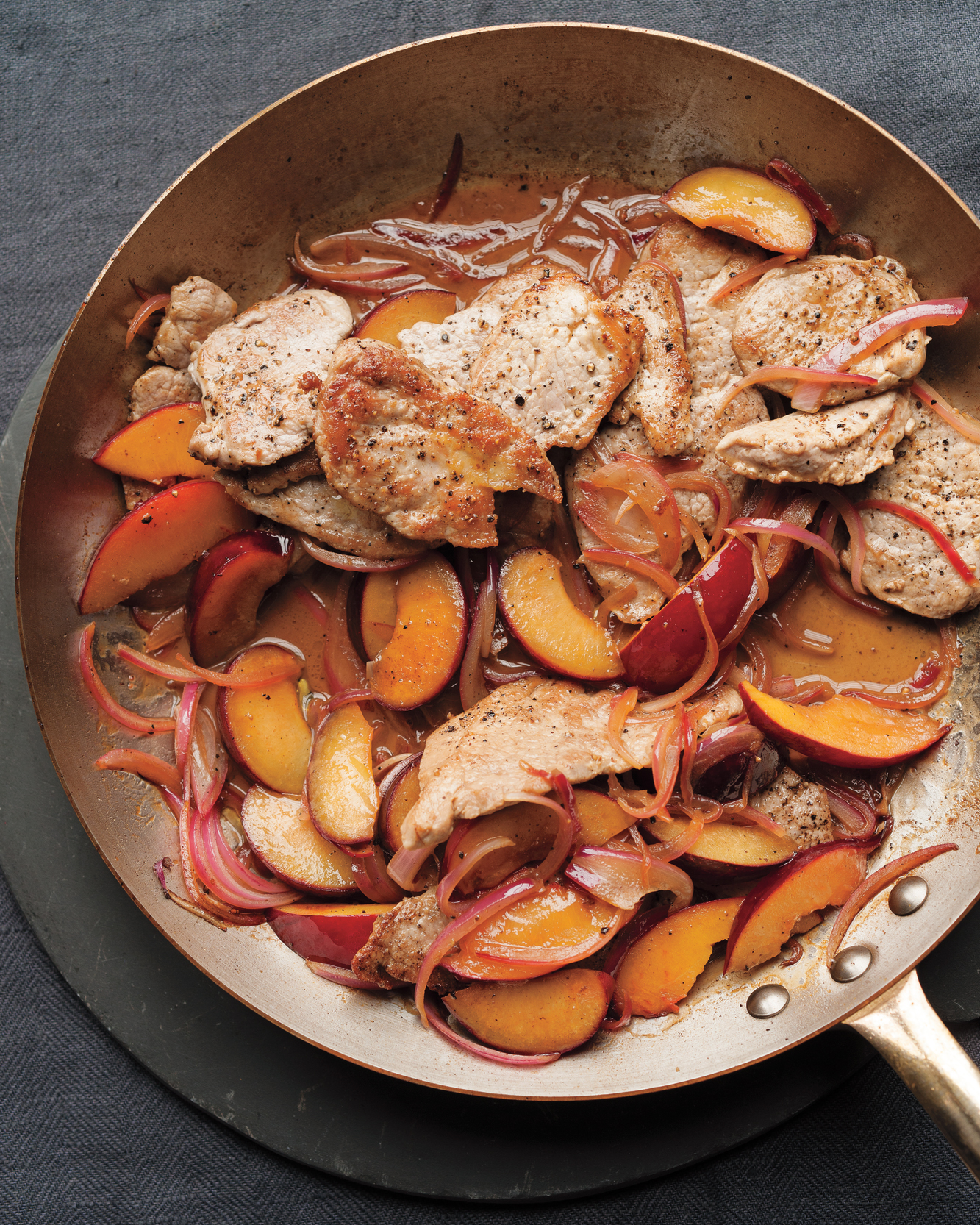 Pork and Plums