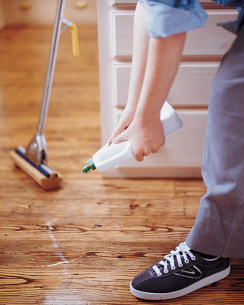How to Mop: Step Two