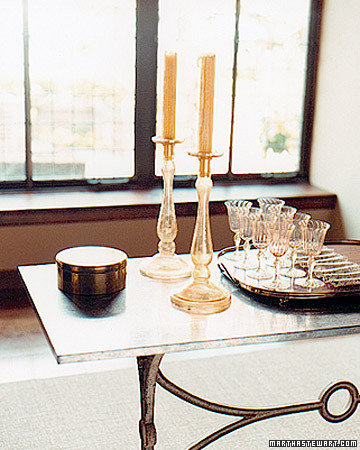 Copper-Topped Table