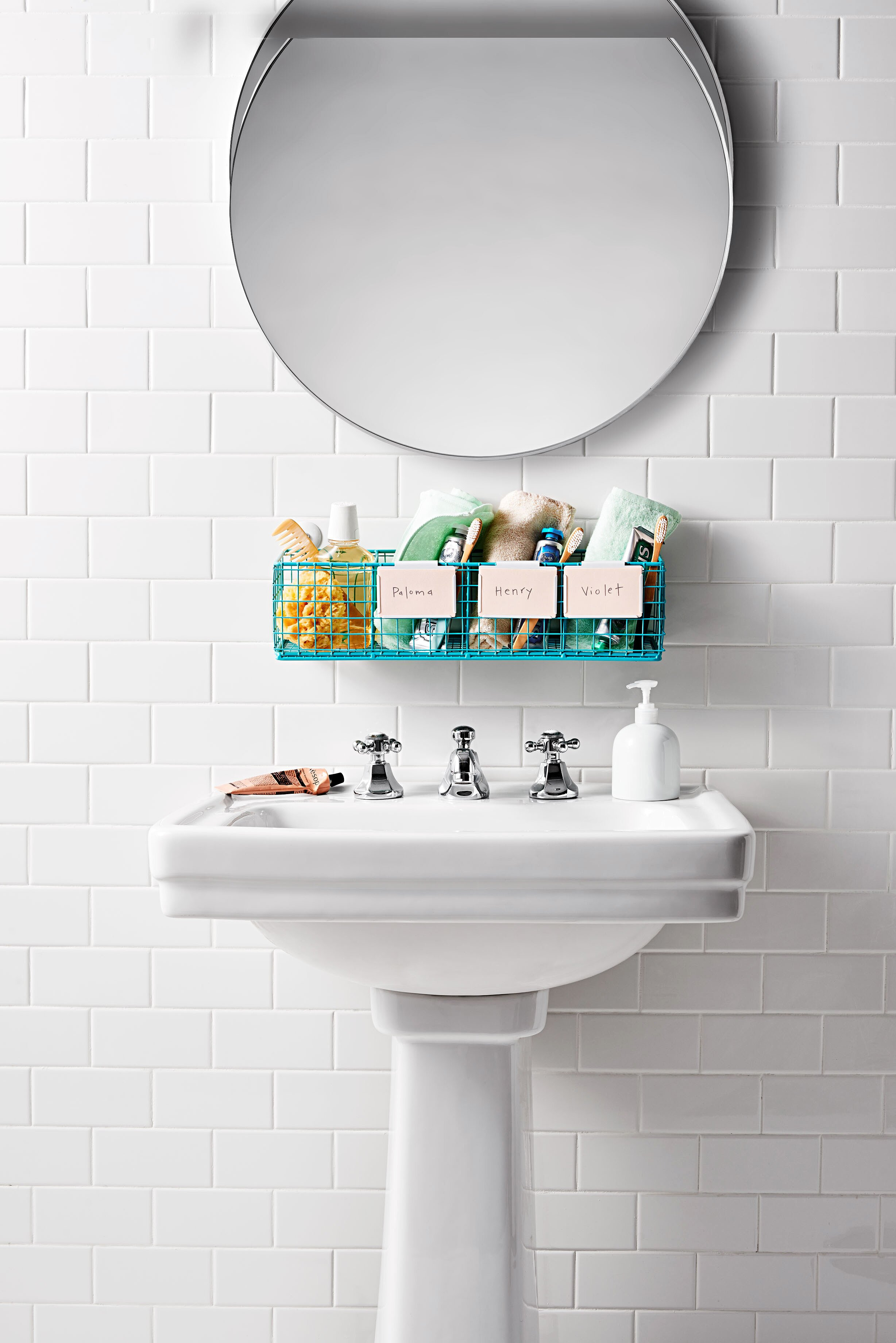 21 Bathroom Organization Tips That Will Give You More Space Martha Stewart