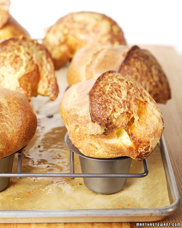 Giant Cheese Popovers