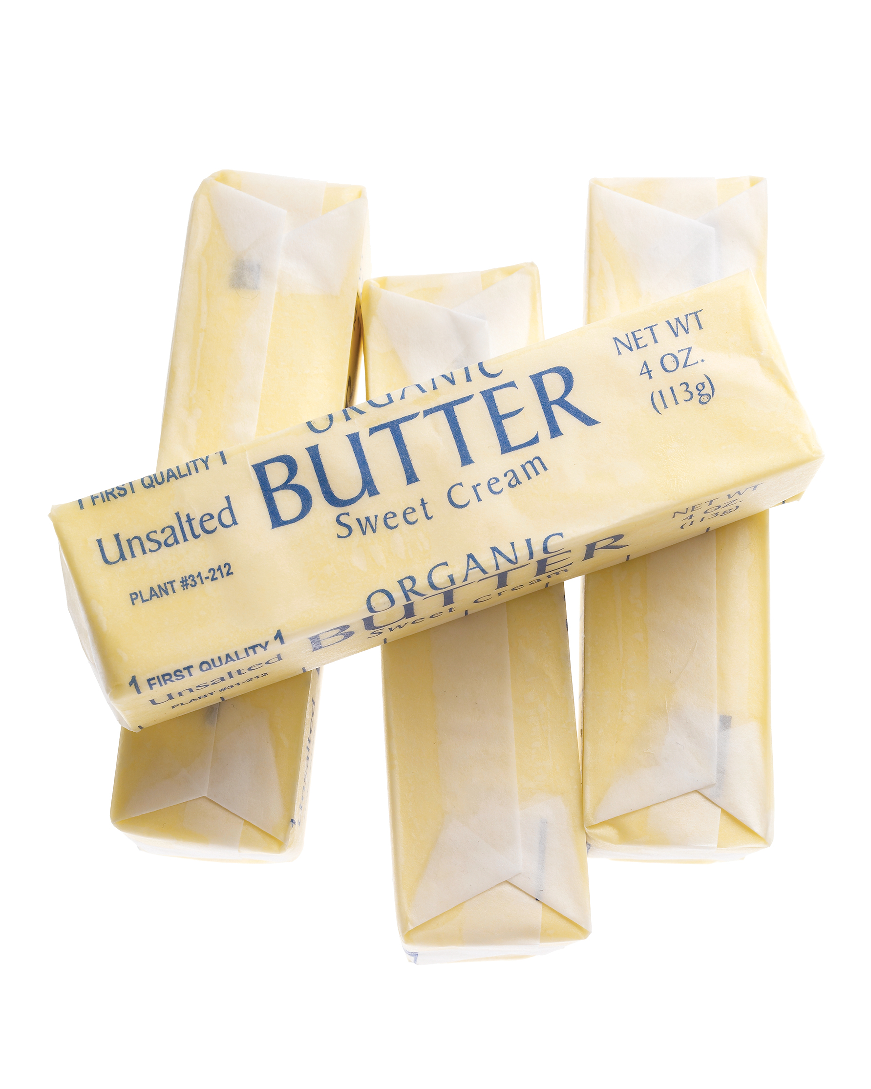Save Butter Wrappers for Greasing Pans