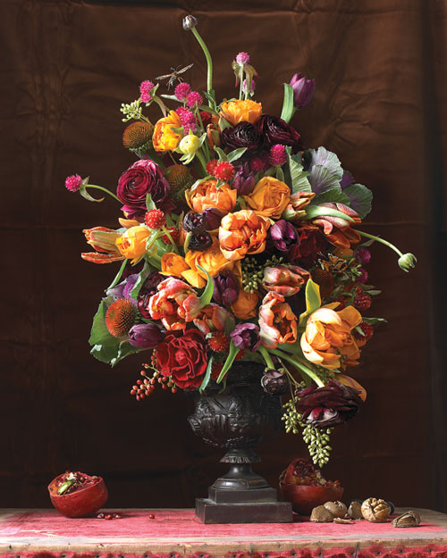 Dutch Floral Display