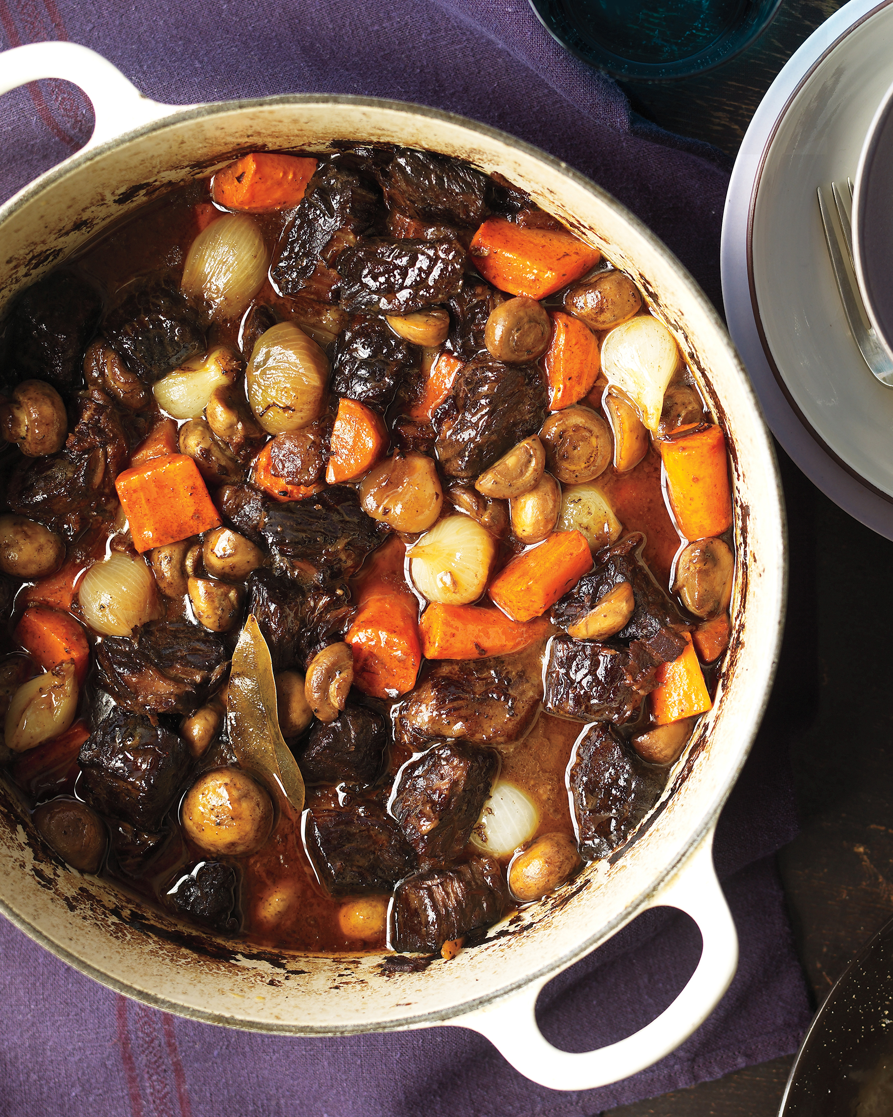 Julie and Julia : Boeuf Bourguignon