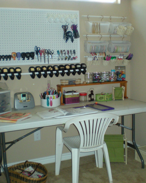 A (Crafts) Room of One's Own
