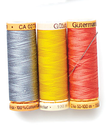 Knitwear First-Aid Kit: Sewing Thread