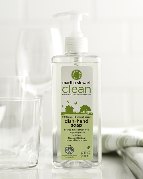 New Cleaning Products from Martha Stewart