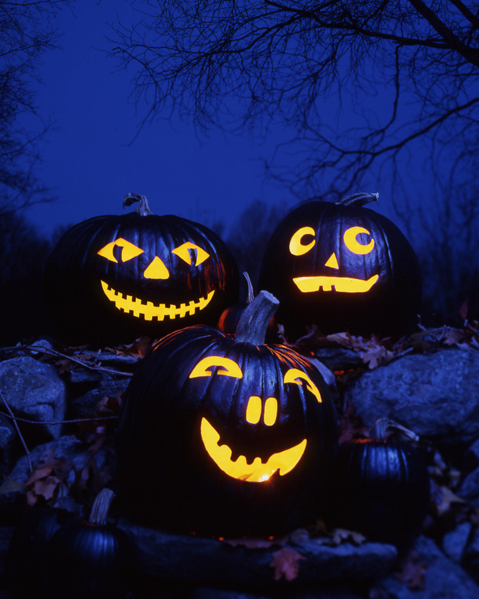 10 Scary Pumpkin Faces That Are Straight Out Of Your Spookiest Nightmare Martha Stewart
