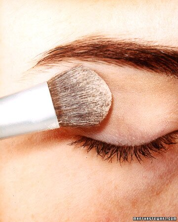 Makeup For Eyes Wedding Day Step