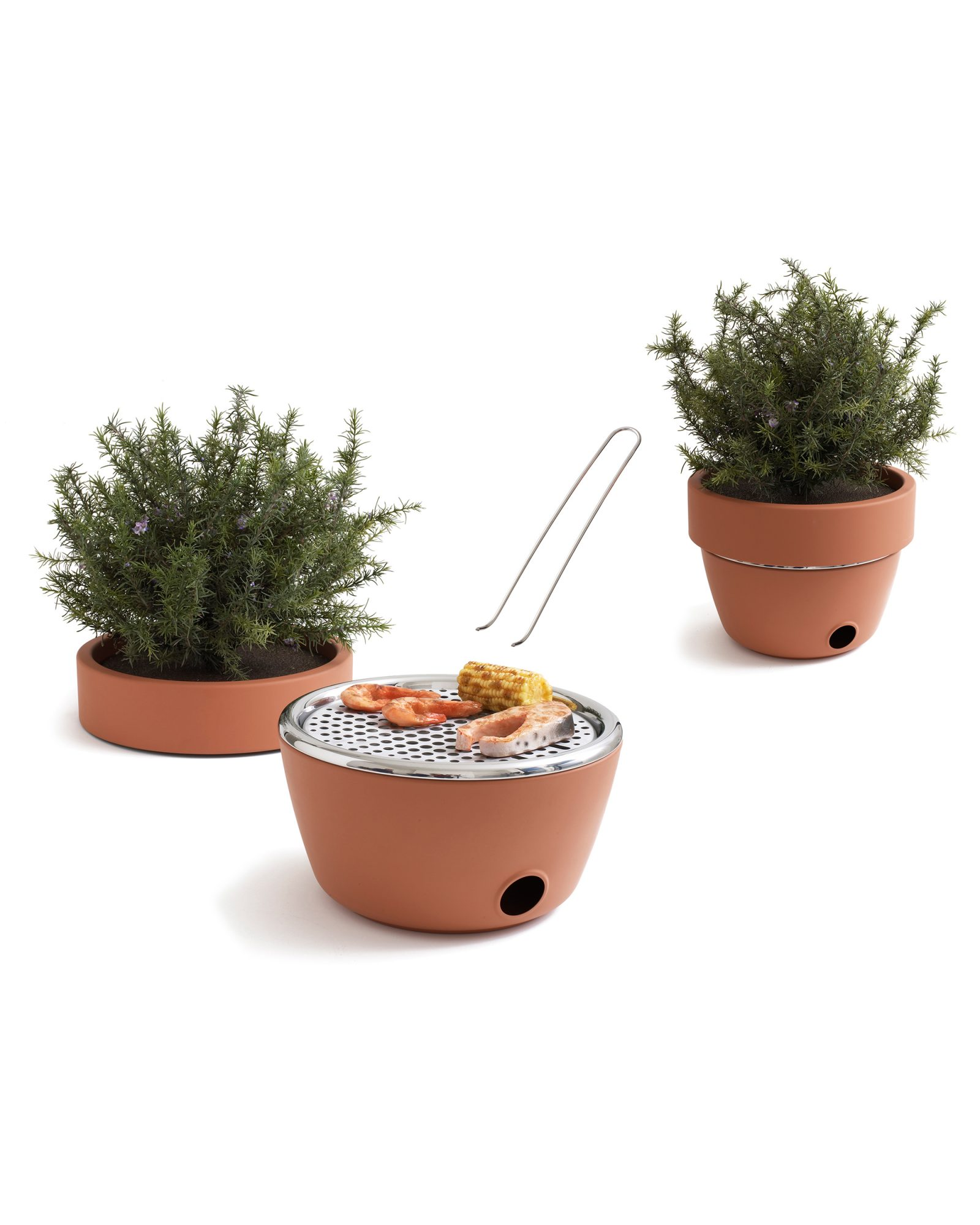 Herb Planter Grill