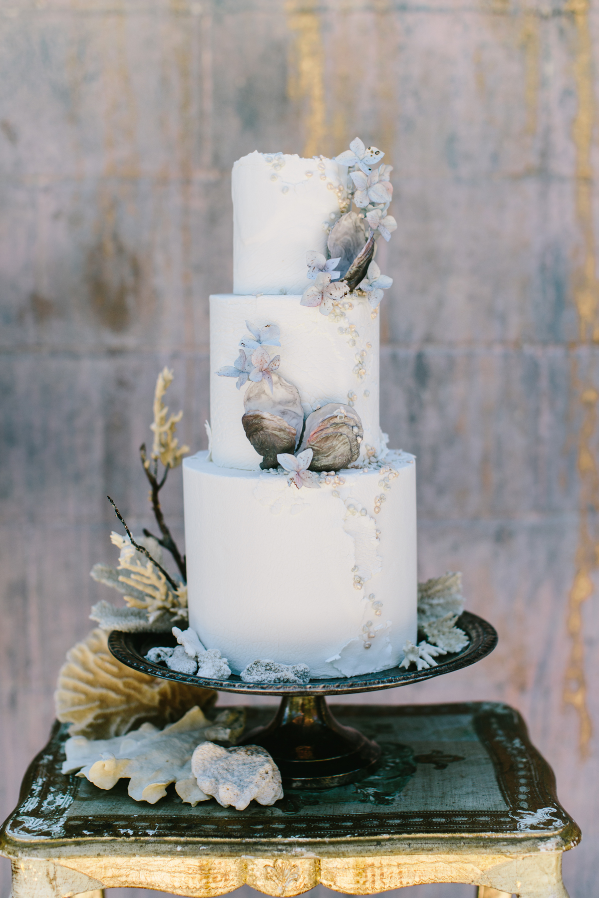 beach wedding cakes angela cox zion