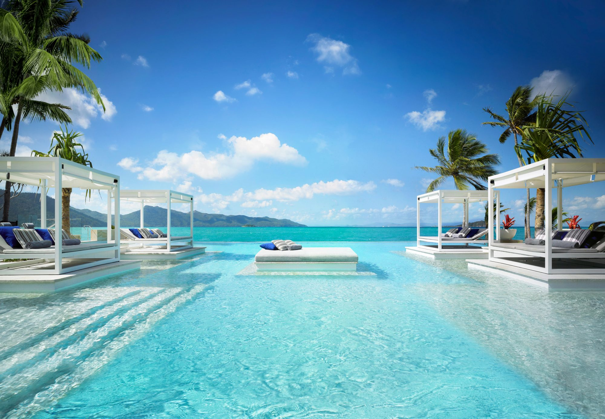 best beach honeymoons hayman island
