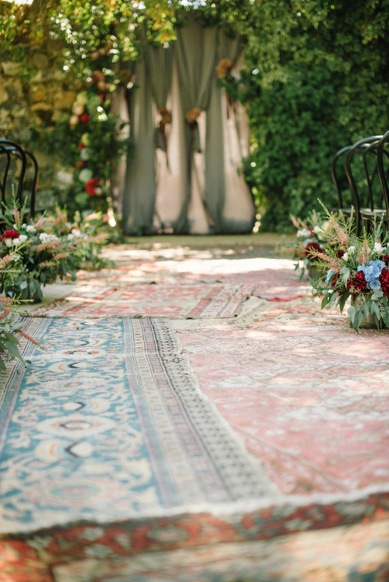Ceremony Rugs
