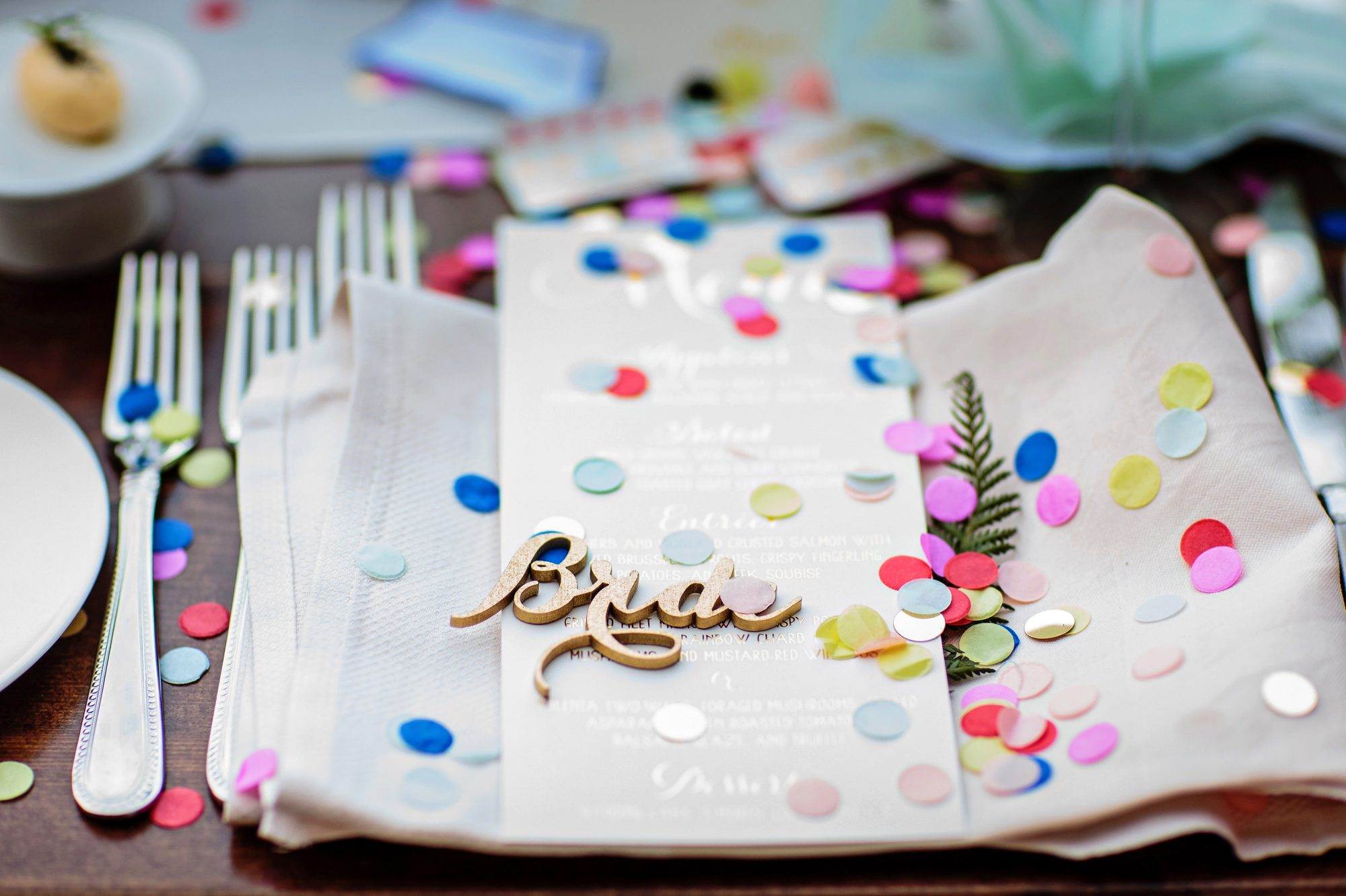 table confetti tracey buyce